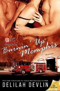Burnin' Up Memphis - Delilah Devlin
