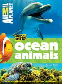 Animal Planet Ocean Animals (Animal Bites Series) - Animal Planet, Laaren Brown