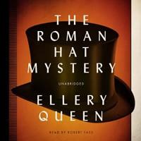 The Roman Hat Mystery - Ellery Queen, Robert Fass
