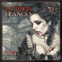 The Gothic Art of Victoria Frances - Victoria Francés