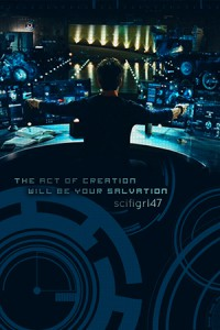 The Act of Creation Will Be Your Salvation - scifigrl47