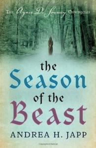 The Season of the Beast - Andrea H. Japp, Lorenza Garcia