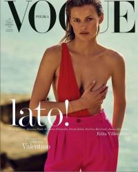 Vogue Polska, nr 17-18/lipiec-sierpień 2019 - Redakcja Magazynu Vogue Polska