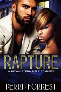Rapture: A BWWM Alpha Male Romance (Rush Cambridge Series) - Perri Forrest
