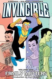 Invincible (Book 1): Family Matters  (v. 1) - Robert Kirkman