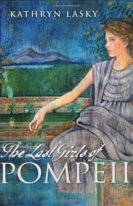 The Last Girls of Pompeii - Kathryn Lasky