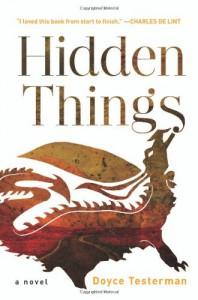 Hidden Things - Doyce Testerman