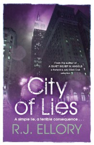 City of Lies - R.J. Ellory