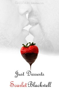 Just Desserts (Table for Two, #1) - Scarlet Blackwell