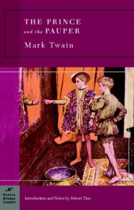 The Prince and the Pauper - Mark Twain, William Hatherell, W. Hatherell, Robert Tine