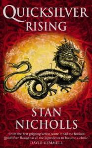 Quicksilver Rising (Quicksilver Trilogy) - Stan Nicholls