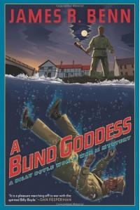 A Blind Goddess - James R. Benn