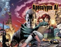 The Adventures of Apocalypse Al TP - J. Michael Straczynski