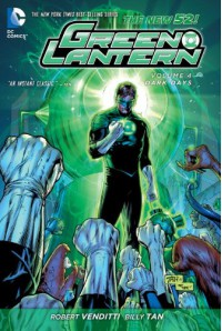 Green Lantern Vol. 4: Dark Days (The New 52) - Robert Venditti