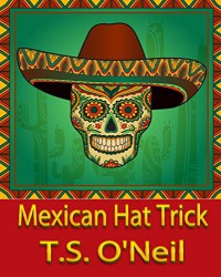 Mexican Hat Trick (The Blackfox Chronicles Book 4) - TS ONeil, Suzanne O'Neil