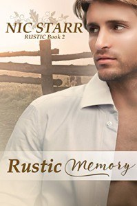 Rustic Memory - Nic Starr, Book Cover By Design