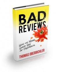 Bad Reviews: How to Make Good Use of Feedback - Thomas Oberbichler