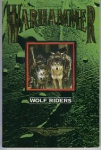 Wolf Riders - David Pringle