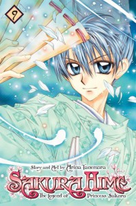 Sakura Hime 9 (Sakura Hime: The Legend of Princess Sakura) - Arina Tanemura