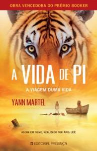 A Vida de Pi - Yann Martel, António Pescada