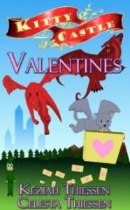 Kitty Castle: Valentines - Celeste Thiessen