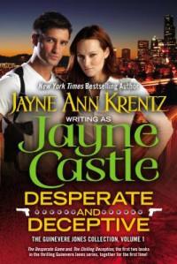 Desperate and Deceptive: The Guinevere Jones Collection Volume 1 - Jayne Castle