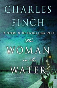 The Woman in the Water - Charles Finch