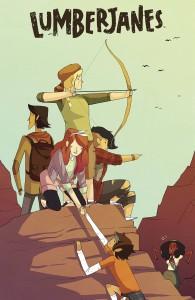Lumberjanes #5 -  Noelle Stevenson, Grace Ellis