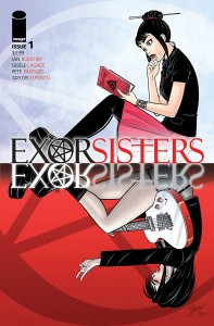 Exorsisters - Ian Boothby, Gisèle Lagacé