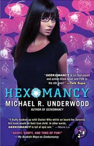 Hexomancy (Ree Reyes) - Michael R. Underwood