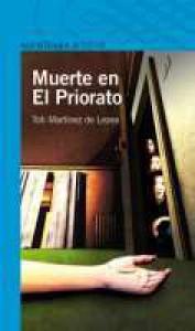 Muerte en el priorato - Toti Martínez de Lezea