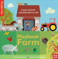 Playbook Farm - Corina Fletcher, Britta Teckentrup