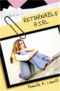 Returnable Girl - Pamela Lowell