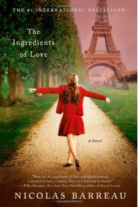 The Ingredients of Love - Nicolas Barreau