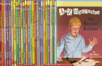 A to Z Mysteries: Books A-Z [Complete Set] - Ron Roy