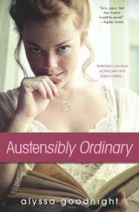 Austensibly Ordinary - Alyssa Goodnight