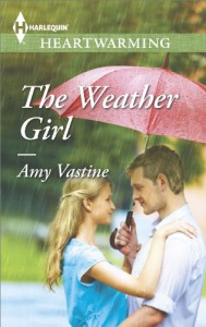 The Weather Girl - Amy Vastine