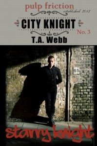 Starry Knight - T.A. Webb