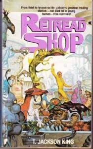 Retread Shop - T. Jackson King