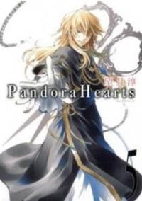 Pandora Hearts: tom 5 - Jun Mochizuki