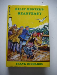 Billy Bunter's Beanfeast - Frank Richards