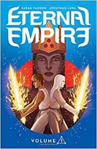 Eternal Empire Volume 1 - Jonathan Luna, Sarah Vaughn