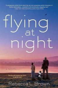 Flying at Night - Rebecca L.  Brown