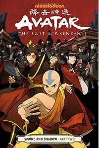 Avatar: The Last Airbender - Smoke and Shadow Part Two - Gurihiru, Gene Luen Yang