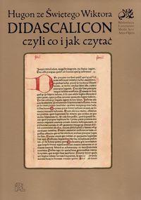 Didascalicon - Hugon ze Świętego Wiktora