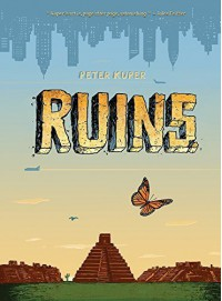 Ruins by Kuper, Peter(September 22, 2015) Hardcover - Peter Kuper