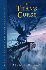 The Titan's Curse - Rick Riordan