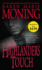 The Highlander's Touch - Karen Marie Moning