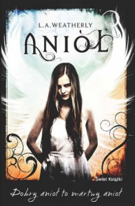 Anioł (Angel Trilogy, #1) - L.A. Weatherly