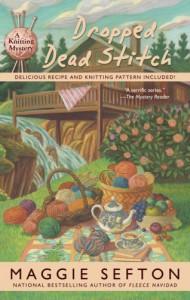 Dropped Dead Stitch - Maggie Sefton